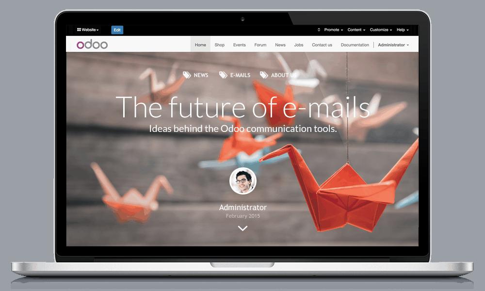Phần mềm viết Blog