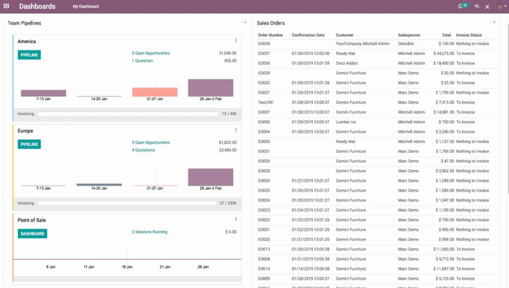 Phần mềm quản lý hóa đơn