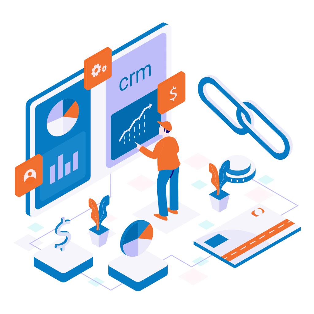 3 loại phần mềm CRM ( Và loại nào phù hợp với doanh nghiệp của bạn ) -