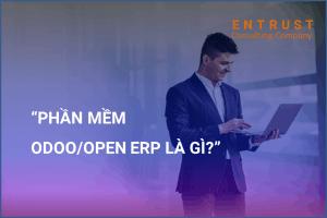 Phần mềm Odoo/Open ERP là gì?