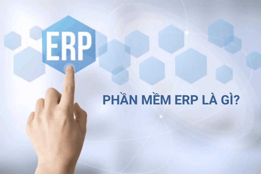 ERP là gì? Phần mềm Odoo ERP là gì?